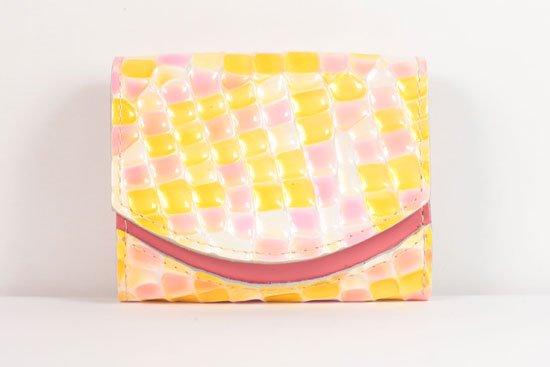 ミニ財布  世界でひとつだけシリーズ  小さいふ「ペケーニョ 3.12 財布の日」#21