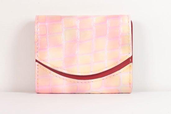 ミニ財布  世界でひとつだけシリーズ  小さいふ「ペケーニョ 3.12 財布の日」#35