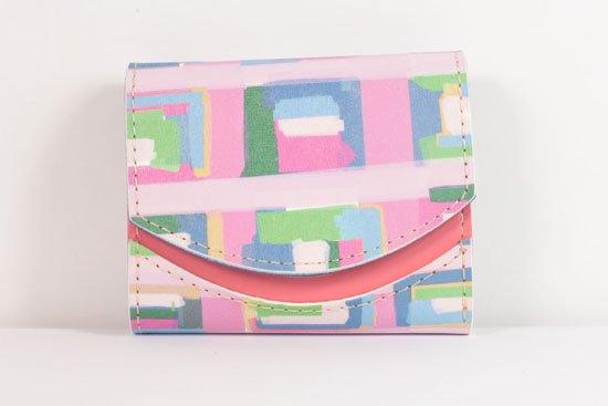 ミニ財布  世界でひとつだけシリーズ  小さいふ「ペケーニョ 3.12 財布の日」#37