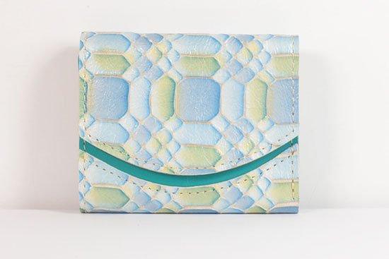 ミニ財布  世界でひとつだけシリーズ  小さいふ「ペケーニョ 3.12 財布の日」#42