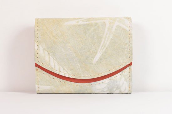 ミニ財布  世界でひとつだけシリーズ  小さいふ「ペケーニョ 3.12 財布の日」#46