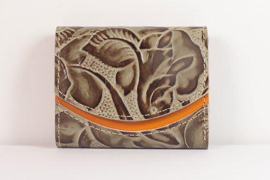 ミニ財布  世界でひとつだけシリーズ  小さいふ「ペケーニョ 3.12 財布の日」#62