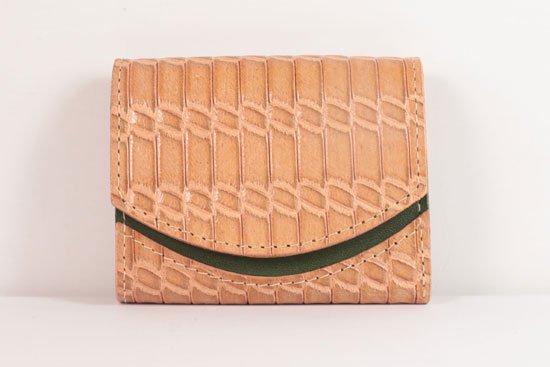 ミニ財布  世界でひとつだけシリーズ  小さいふ「ペケーニョ 3.12 財布の日」#114
