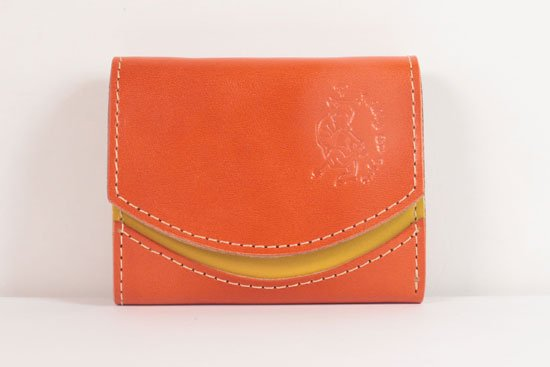 ミニ財布  世界でひとつだけシリーズ  小さいふ「ペケーニョ 3.12 財布の日」#121