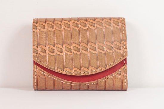 ミニ財布  世界でひとつだけシリーズ  小さいふ「ペケーニョ 3.12 財布の日」#125
