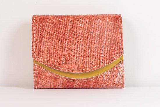 ミニ財布  世界でひとつだけシリーズ  小さいふ「ペケーニョ 3.12 財布の日」#143