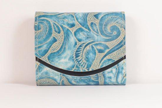 ミニ財布  世界でひとつだけシリーズ  小さいふ「ペケーニョ 3.12 財布の日」#163