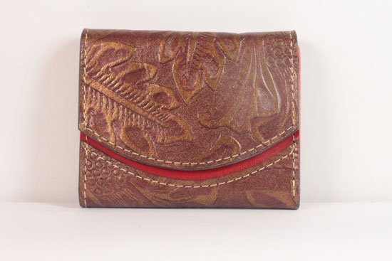 ミニ財布  世界でひとつだけシリーズ  小さいふ「ペケーニョ 3.12 財布の日」#169