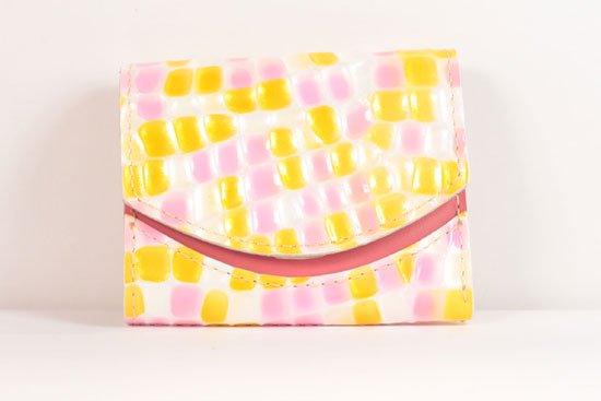 ミニ財布  世界でひとつだけシリーズ  小さいふ「ペケーニョ 3.12 財布の日」#175