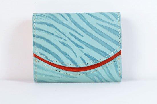 ミニ財布  世界でひとつだけシリーズ  小さいふ「ペケーニョ 3.12 財布の日」#187