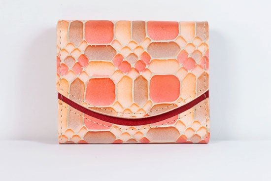 ミニ財布  世界でひとつだけシリーズ  小さいふ「ペケーニョ 3.12 財布の日」#231