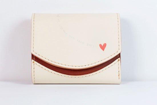 ミニ財布  世界でひとつだけシリーズ  小さいふ「ペケーニョ 3.12 財布の日」#233