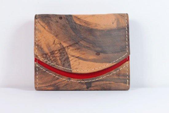ミニ財布  世界でひとつだけシリーズ  小さいふ「ペケーニョ 3.12 財布の日」#253
