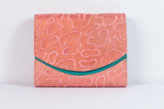 ミニ財布  世界でひとつだけシリーズ  小さいふ「ペケーニョ 3.12 財布の日」#255