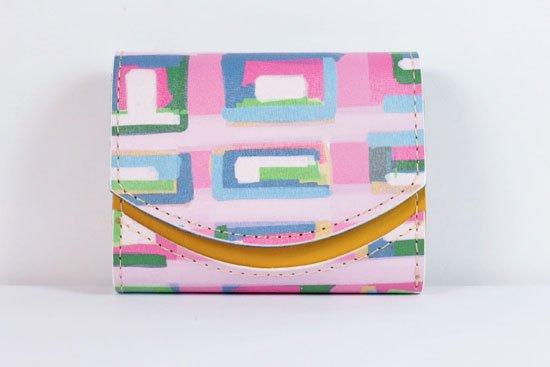 ミニ財布  世界でひとつだけシリーズ  小さいふ「ペケーニョ 3.12 財布の日」#266