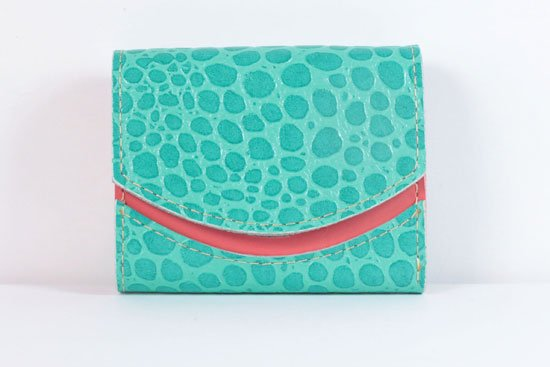 ミニ財布  世界でひとつだけシリーズ  小さいふ「ペケーニョ 3.12 財布の日」#306