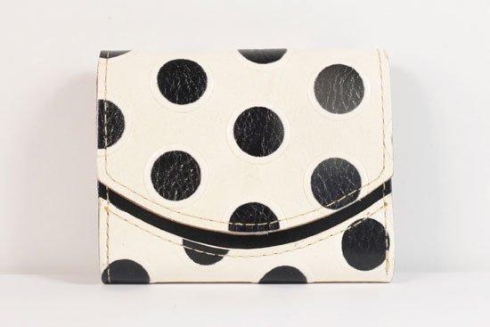 ミニ財布  世界でひとつだけシリーズ  小さいふ「ペケーニョ てんとう虫」#2