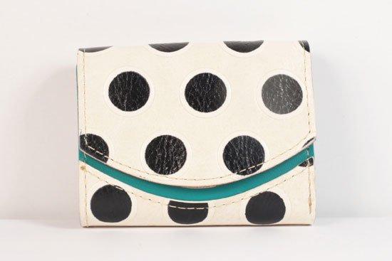ミニ財布  世界でひとつだけシリーズ  小さいふ「ペケーニョ てんとう虫」#5