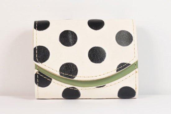 ミニ財布  世界でひとつだけシリーズ  小さいふ「ペケーニョ てんとう虫」#7