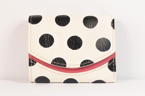 ミニ財布  世界でひとつだけシリーズ  小さいふ「ペケーニョ てんとう虫」#8
