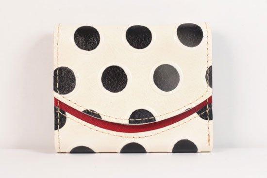 ミニ財布  世界でひとつだけシリーズ  小さいふ「ペケーニョ てんとう虫」#9