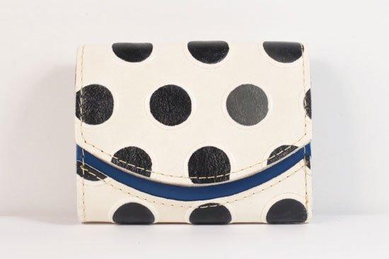 ミニ財布  世界でひとつだけシリーズ  小さいふ「ペケーニョ てんとう虫」#10
