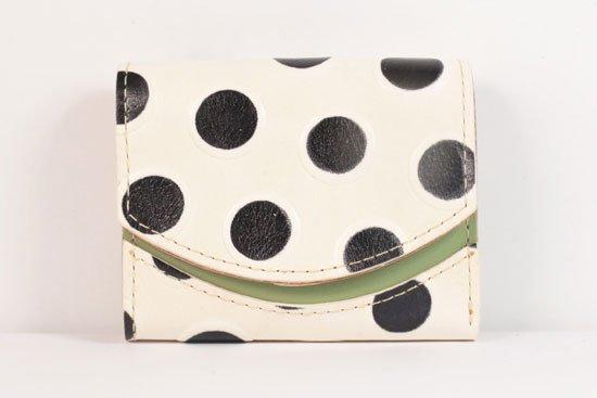 ミニ財布  世界でひとつだけシリーズ  小さいふ「ペケーニョ てんとう虫」#11