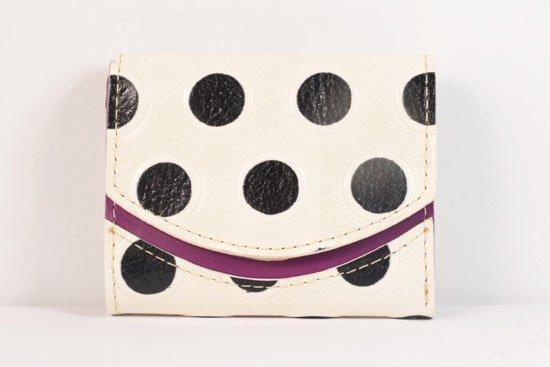 ミニ財布  世界でひとつだけシリーズ  小さいふ「ペケーニョ てんとう虫」#14
