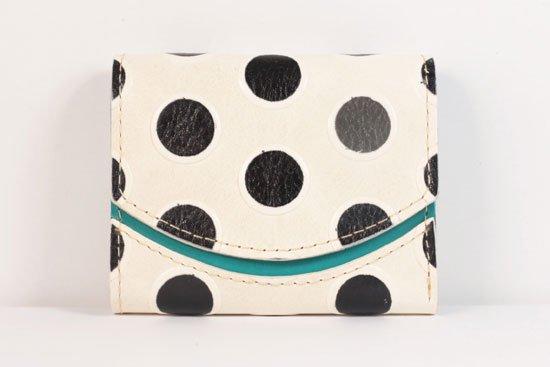 ミニ財布  世界でひとつだけシリーズ  小さいふ「ペケーニョ てんとう虫」#17