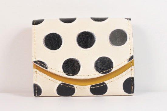 ミニ財布  世界でひとつだけシリーズ  小さいふ「ペケーニョ てんとう虫」#19