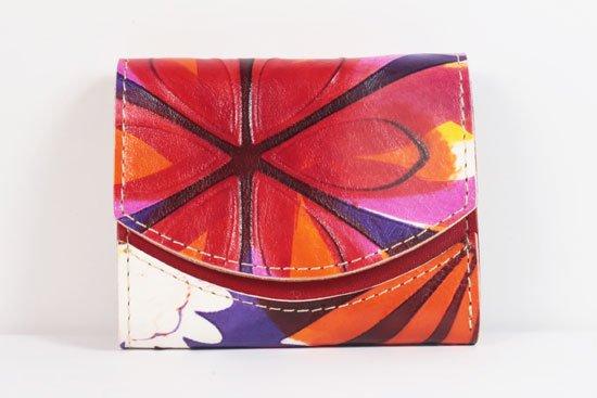 ミニ財布  世界でひとつだけシリーズ  小さいふ「ペケーニョ 母の日 アリス」#1