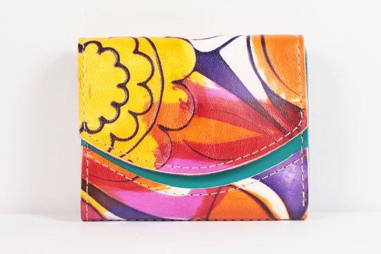 ミニ財布  世界でひとつだけシリーズ  小さいふ「ペケーニョ 母の日 アリス」#2