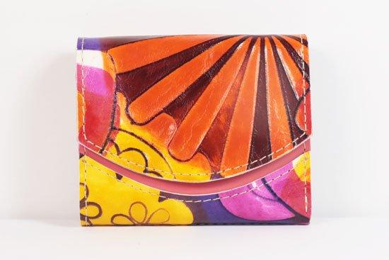 ミニ財布  世界でひとつだけシリーズ  小さいふ「ペケーニョ 母の日 アリス」#4