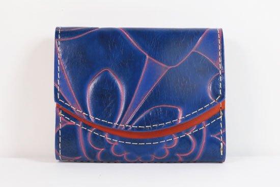ミニ財布  世界でひとつだけシリーズ  小さいふ「ペケーニョ 母の日 アリス」#14