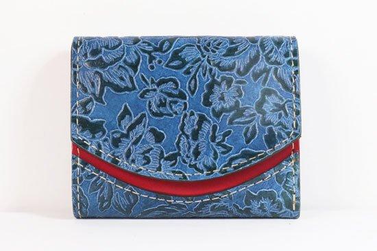ミニ財布  世界でひとつだけシリーズ  小さいふ「ペケーニョ 母の日 花柄」#3