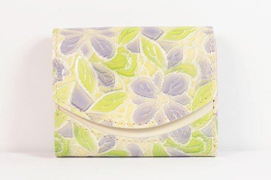 ミニ財布  世界でひとつだけシリーズ  小さいふ「ペケーニョ 母の日 花柄」#8