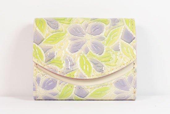 ミニ財布  世界でひとつだけシリーズ  小さいふ「ペケーニョ 母の日 花柄」#9