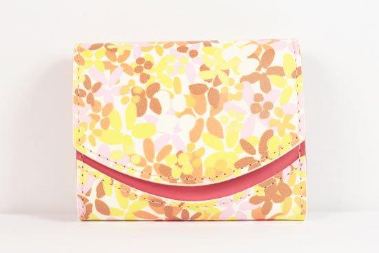 ミニ財布  世界でひとつだけシリーズ  小さいふ「ペケーニョ 母の日 花柄」#13