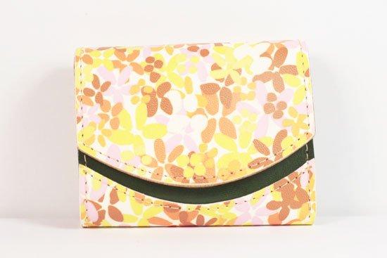 ミニ財布  世界でひとつだけシリーズ  小さいふ「ペケーニョ 母の日 花柄」#14