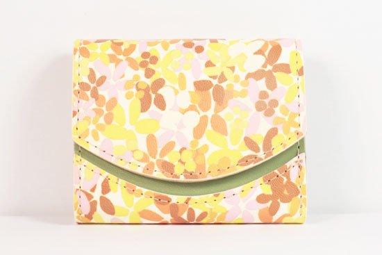 ミニ財布  世界でひとつだけシリーズ  小さいふ「ペケーニョ 母の日 花柄」#15