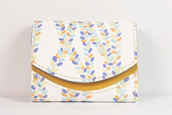 ミニ財布  世界でひとつだけシリーズ  小さいふ「ペケーニョ 母の日 花柄」#20