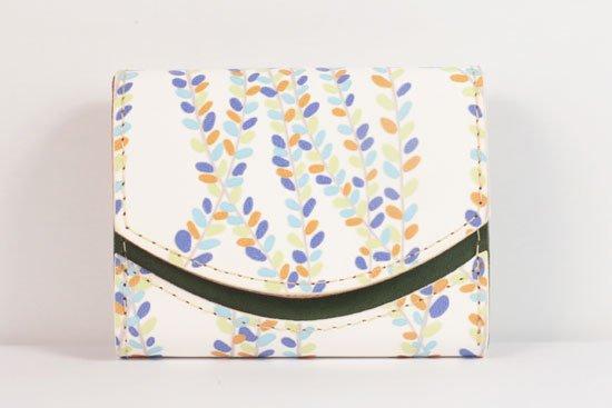 ミニ財布  世界でひとつだけシリーズ  小さいふ「ペケーニョ 母の日 花柄」#21