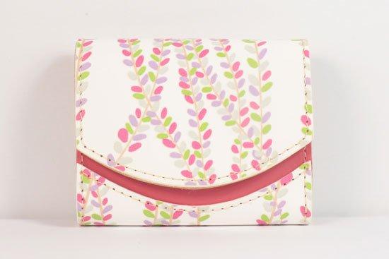 ミニ財布  世界でひとつだけシリーズ  小さいふ「ペケーニョ 母の日 花柄」#23