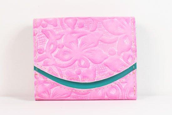 ミニ財布  世界でひとつだけシリーズ  小さいふ「ペケーニョ 母の日 花柄」#26