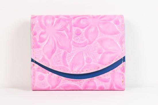 ミニ財布  世界でひとつだけシリーズ  小さいふ「ペケーニョ 母の日 花柄」#27
