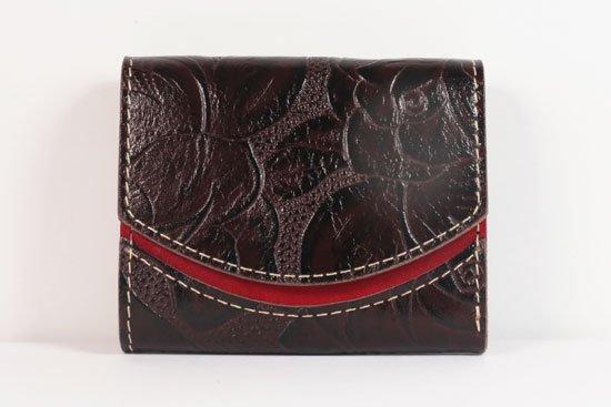 ミニ財布  世界でひとつだけシリーズ  小さいふ「ペケーニョ 母の日 花柄」#30