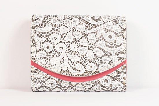 ミニ財布  世界でひとつだけシリーズ  小さいふ「ペケーニョ 母の日 花柄」#32
