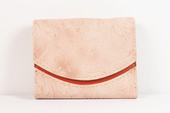 ミニ財布  世界でひとつだけシリーズ  小さいふ「ペケーニョ 母の日 花柄」#37
