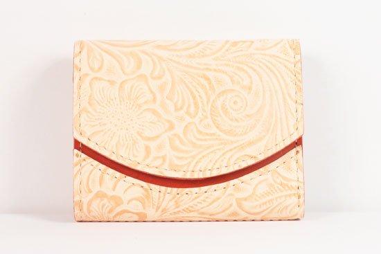 ミニ財布  世界でひとつだけシリーズ  小さいふ「ペケーニョ 母の日 花柄」#42