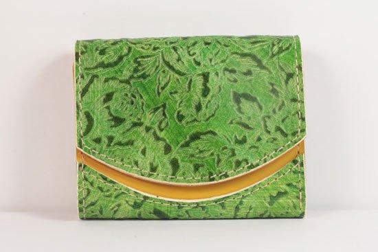 ミニ財布  世界でひとつだけシリーズ  小さいふ「ペケーニョ 母の日 花柄」#44